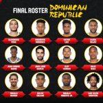Coupe du monde: Adversaire de la France, la République dominicaine avec 7 joueurs d'au moins 30 ans