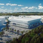 Reims: jeudi, la pose de la première pierre d'une aréna de 9 000 places