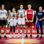 Euro U20 féminin: Le titre à l'Italie, Tima Pouye dans le 5 All-Stars