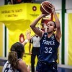 Euro U20 féminine: La France étouffe l'Italie en défense, 52-34