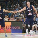 A regarder en ce moment, le tournoi de l'Acropole sur le YouTube FIBA