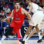 Nando De Colo intronisé au Hall of Fame de la VTB League