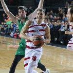 Nemanja Nedovic encore sur le flanc