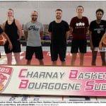 Guide Ligue Féminine 2019-20- Charnay: L'an 1 du CBBS