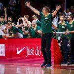 Lituanie: Son équipe n'est pas qualifiée pour les JO, le coach Dainius Adomaitis démissionne