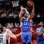 Coupe de tonnerre: la République dominicaine renverse l'Allemagne !