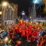 La vidéo: La parade des champions du monde espagnols dans les rues de Madrid