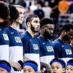 Coupe du monde: Etats-Unis vs Grèce à 14h15 en clair sur Dailymotion