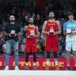 Coupe du monde: Evan Fournier dans le Cinq All-Stars