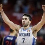"""Facundo Campazzo (Argentine): """"Nous faisons l'histoire"""""""