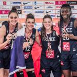 3×3: Laétitia Guapo est la numéro 1 mondiale, quatre Françaises aux quatre premières places