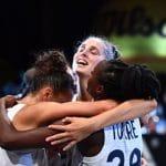 3×3: Les Françaises championnes d'Europe, les Français médaillés d'argent