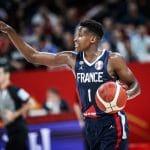 NBA: 107 joueurs internationaux dont 9 Français sur la ligne de départ