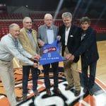 """L'hommage à Christian Baltzer, le bâtisseur du basket au Mans – """"C'est ma passion du basket qui m'a amené là"""""""