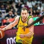 "Dainius Adomaitis (coach Lituanie): ""le basket australien repose sur beaucoup de contacts et de pression"""