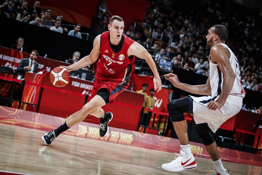 joueur de basket allemand