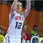 Féminines: La nouvelle recrue de Charleville, Katie Lou Samuelson avec l'équipe des Etats-Unis