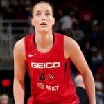 WNBA: La Belge de Charleville Kim Mestdagh en finale