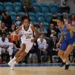 LFB: L'internationale Marieme Badiane maman d'une petite fille