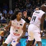 """Mickaël Gelabale (Chalon): """"Pourquoi ne pas jouer les playoffs, on a encore une chance"""""""
