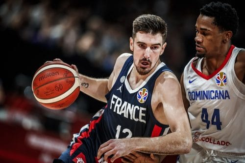 Au bout du suspense, les Bleus qualifiés pour les quarts — Basket