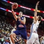 """Nemanja Bjelica (Serbie) : """"Tout le monde pleurait de joie, ils méritent cette victoire"""""""