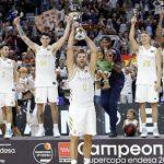 Espagne: Supercopa – Un nouveau trophée pour le Real Madrid