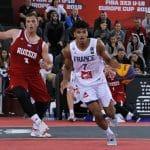 Coupe d'Europe FIBA 3×3 U18: L'équipe de France masculine en argent