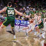 """La phrase – Marius Grigonis : """"Ce n'était plus du basket !"""""""
