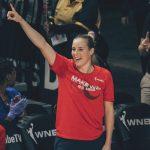 WNBA: La Belge de Charleville Kim Mestdagh à un match du titre