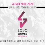 Lyon ASVEL Féminin devient LDLC ASVEL Féminin