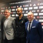 Jean-Michel Aulas (président de l'OL) est contre la Super League de foot… Mais l'Euroleague ?