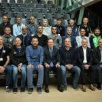 BCL- Les coaches réunis au siège de la FIBA