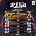 Coupe de France: Le programme des 16e de finale