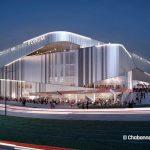 Strasbourg: Le projet d'aréna sur les rails
