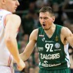 Lituanie: Les salaires des joueurs du Zalgiris Kaunas révélés
