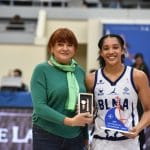 LFB: Gabby Williams (Montpellier): 21 points en un quart-temps !