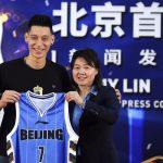 """Jeremy Lin: """"j'ai toujours voulu jouer devant les fans chinois"""""""