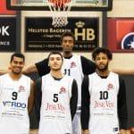 L'ancien espoir du basket français, Jonathan Jeanne est désormais au Danemark