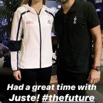 Féminines: A à peine 14 ans, Juste Jocyte est appelée en équipe A de Lituanie