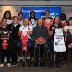 Ligue Féminine : la photo des capitaines, les clips du media day et de présentation de la saison