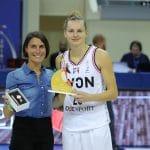 """Pour Eurobasket.com, Marine Johannes est dans le Cinq """"All Europeans"""" de 2019"""
