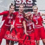 3×3: Les Canadiennes Katherine et Michelle Plouffe n'iront pas aux Jeux de Tokyo