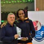 Féminines: Sandrine Gruda dans le 5 All-Stars de la saison d'Euroleague