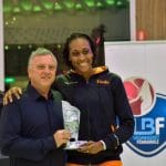 Italie: Sandrine Gruda élue MVP étrangère de la saison 2018-19