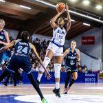 Féminines: Stephanie Mavunga (Lattes-Montpellier) vers le Dynamo Koursk