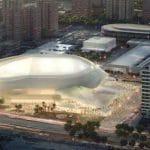 Espagne: La construction d'une aréna de 15 000 places à Valence est sur les rails