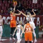"""LFB – Alexia Chartereau (Bourges): """"la saison est positive"""""""
