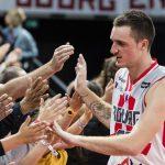 Bourg prolonge le Serbe Danilo Andjusic jusqu'à la fin de la saison