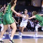 Euroleague féminine: 2 victoires et 1 défaite pour les Françaises